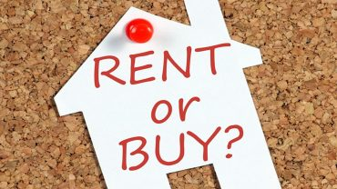 rent or buy a home