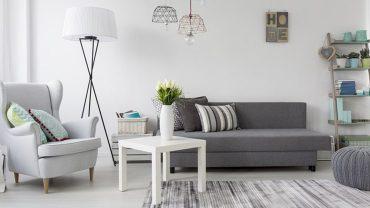 revamp living room on budget