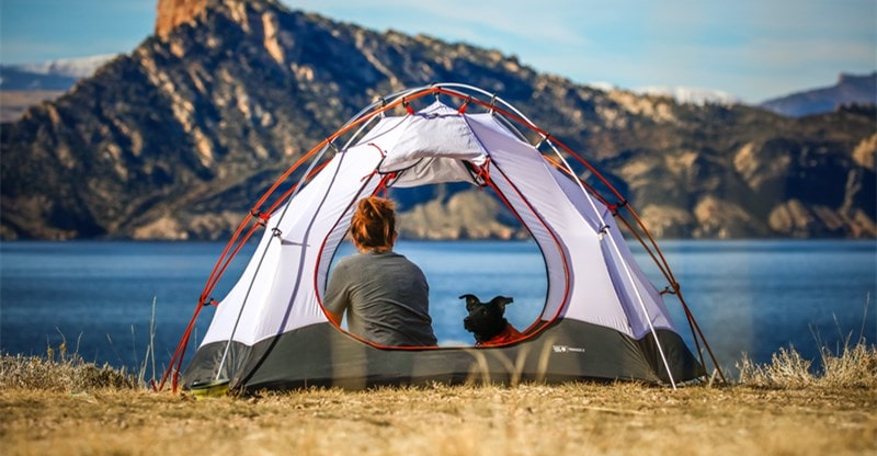 safety measures while camping