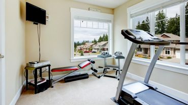 set up gym in small space
