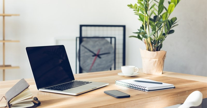 set up your home office