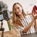 small business work with micro influencer