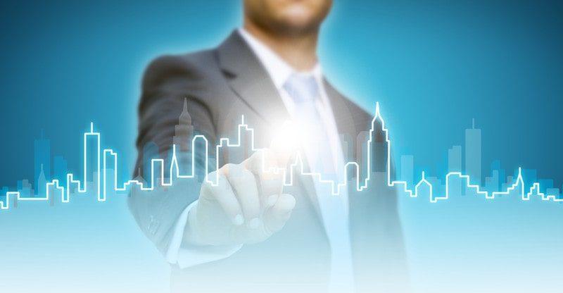 start real estate development company