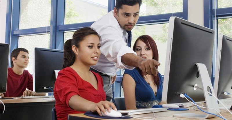 tech training for teachers
