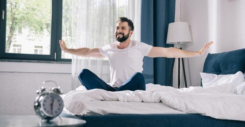 transforming morning routine