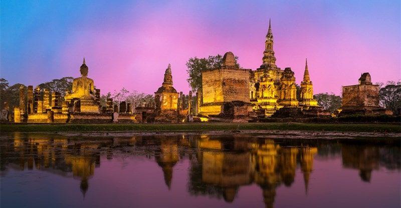 travel destinations in asia