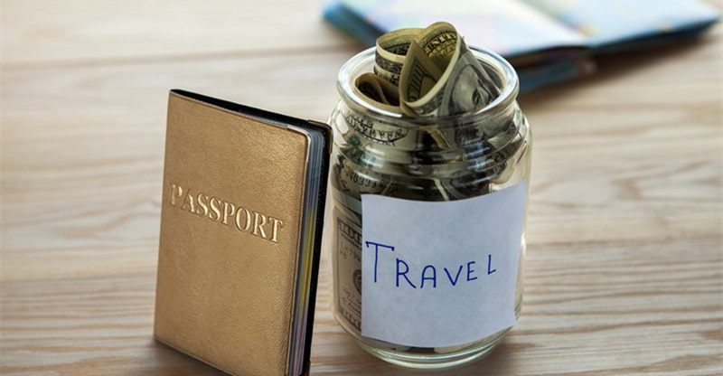 travel without clearing savings