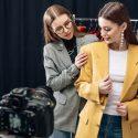 try blazers for women