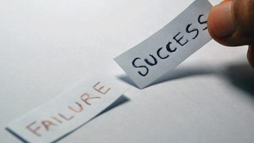 turn failure to success
