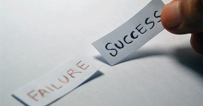 turn failure to success