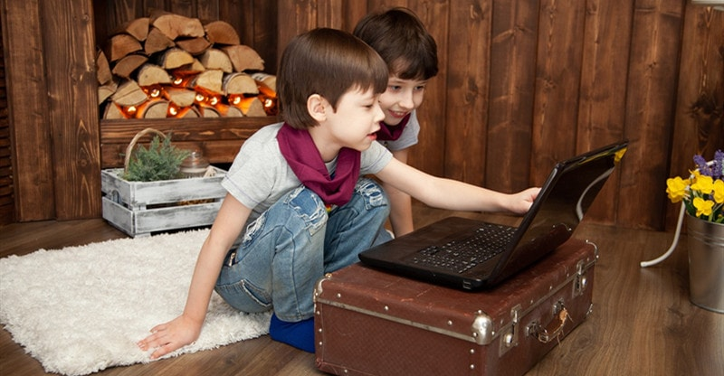 video games to kids learning