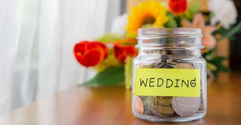 ways to fund wedding