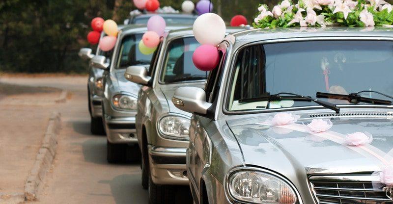 wedding car rentals