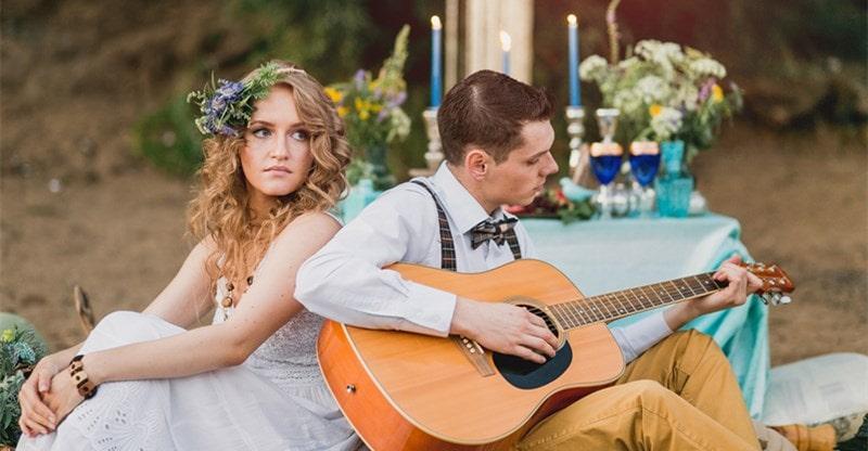 wedding dj compare to live band