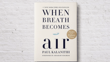 when breath becomes air quotes