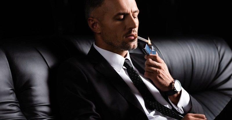 why nicotine addictive