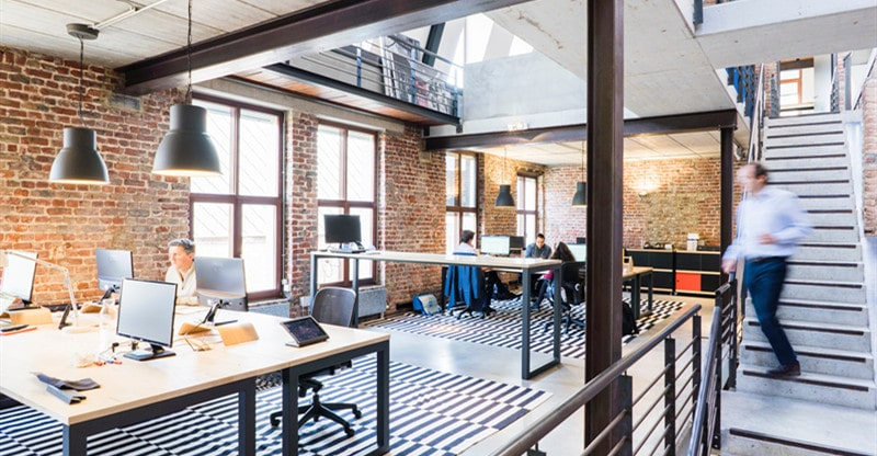 workplace renovation
